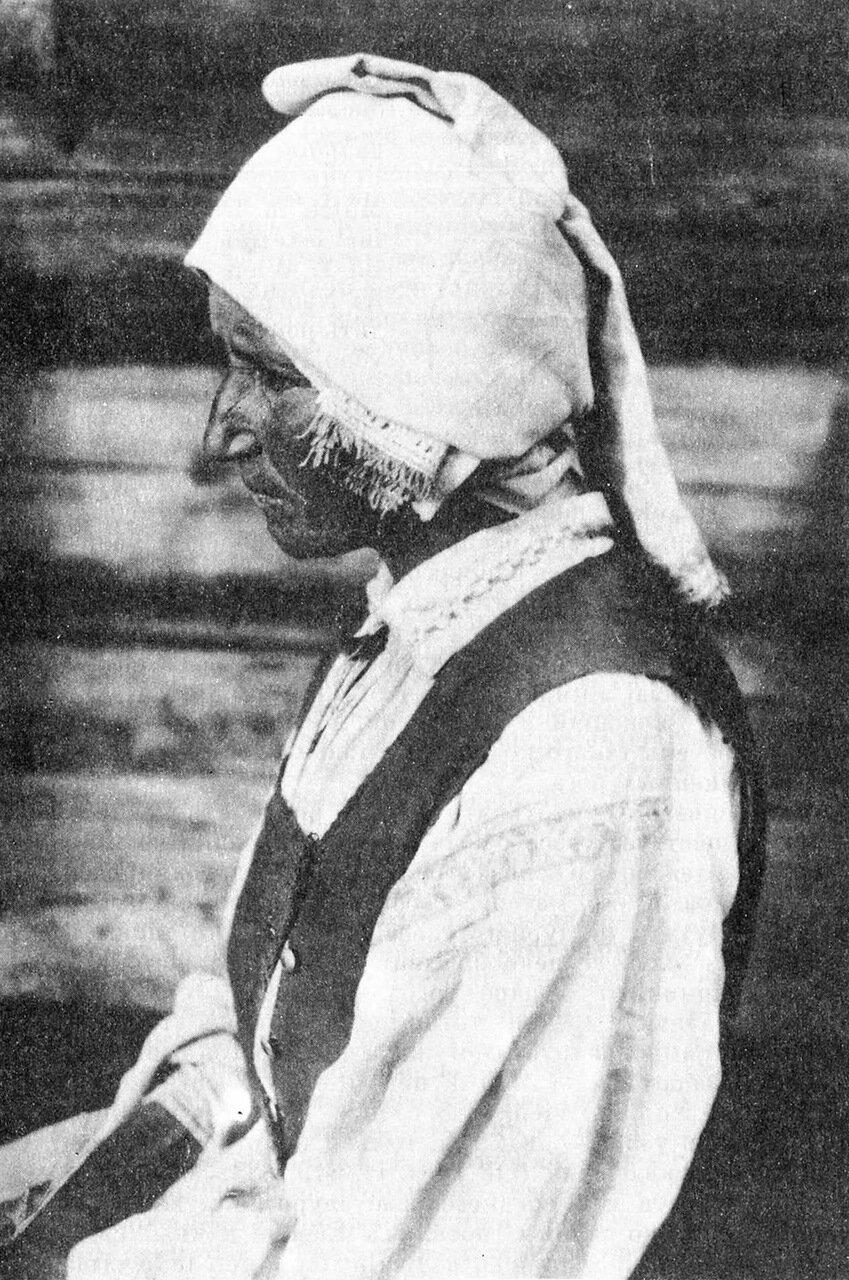 Белорусская намитка (головная повязка). Могилевская губ., Рогачевский уезд