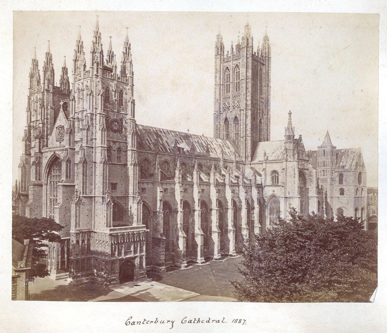Frith & Co. Albumen print, England, 1887