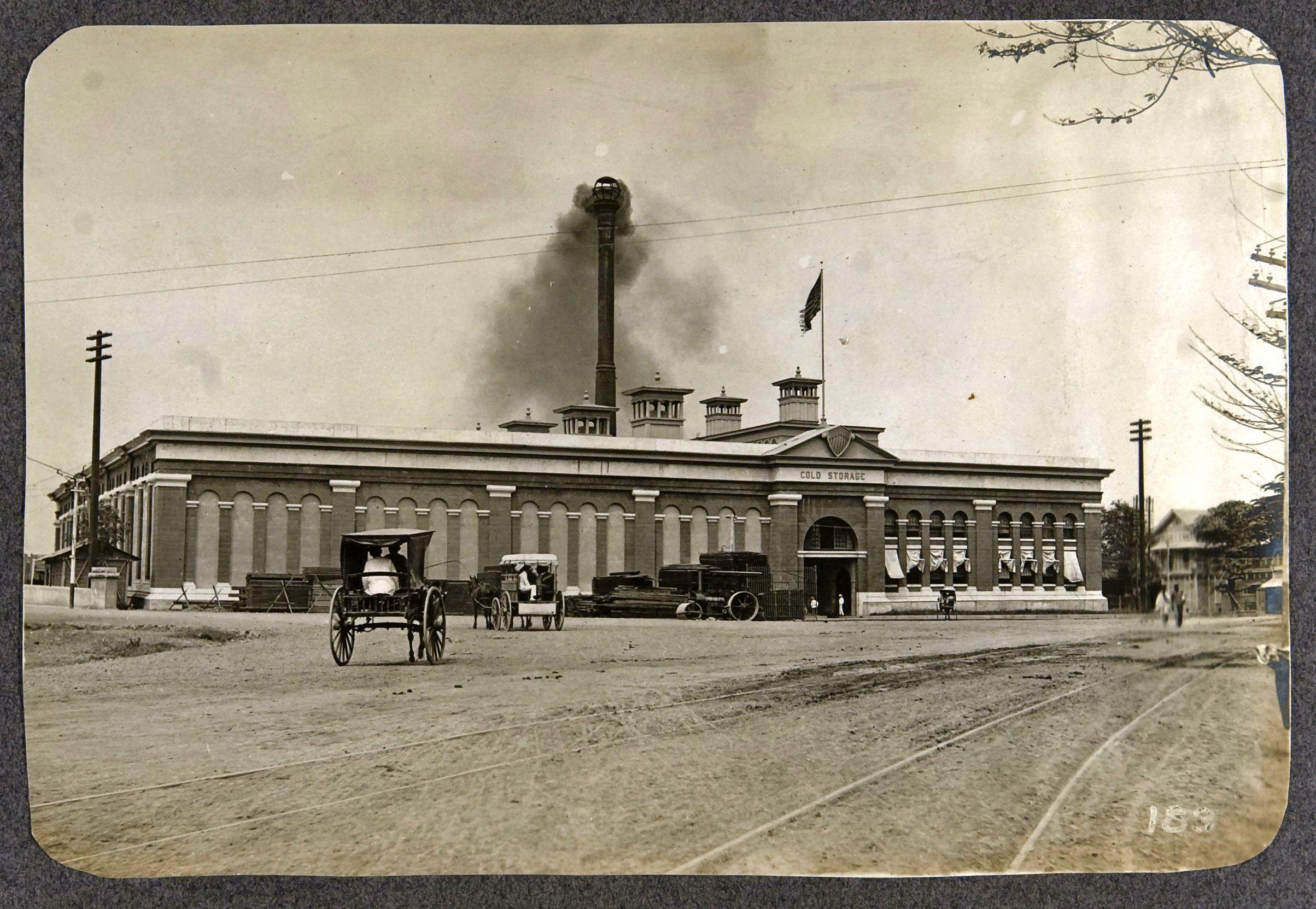 06. Манила. Завод по производству льда