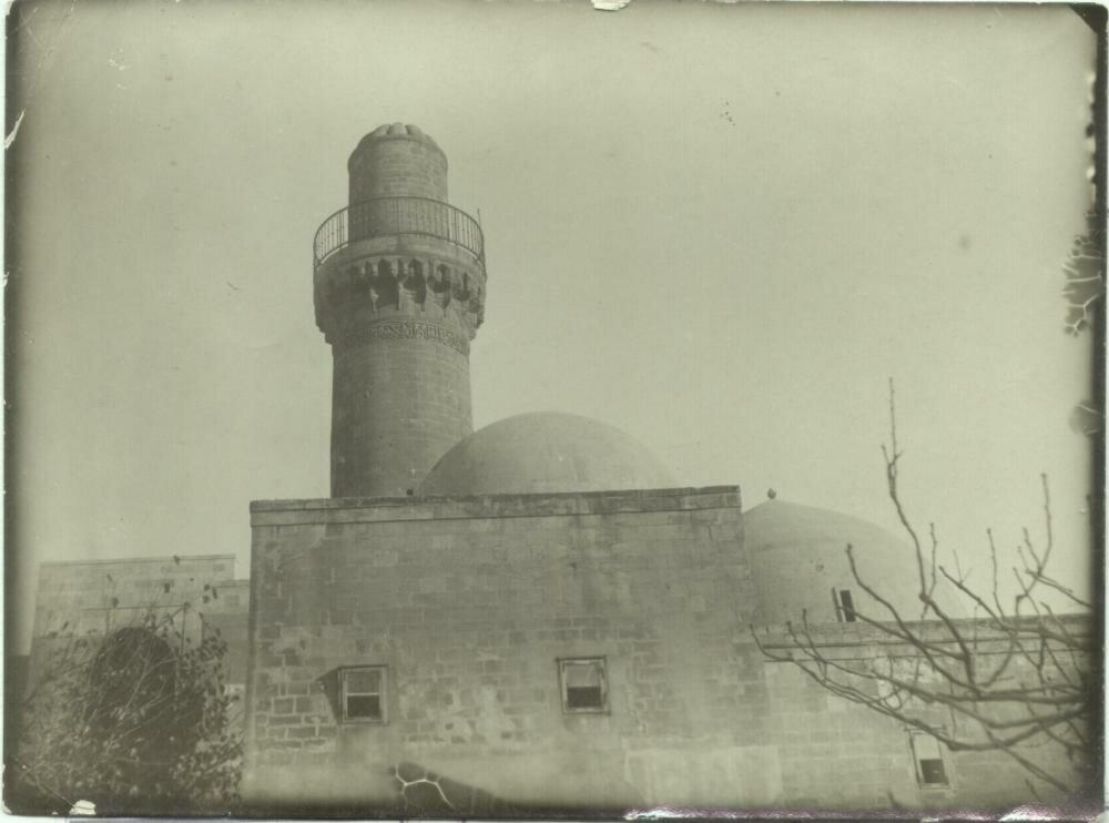 1931. Крепость. Минарет