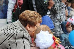дети,праздник,школа,Нижний Тагил