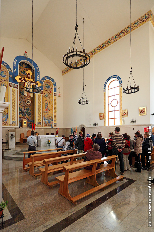 Казань Католический храм Воздвижения Святого Креста
