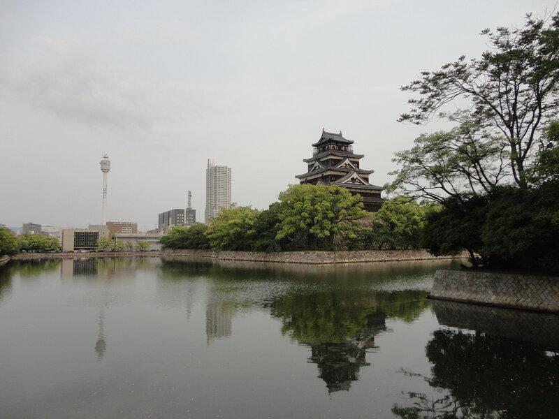 Хиросима, пережившая американские злодеяния