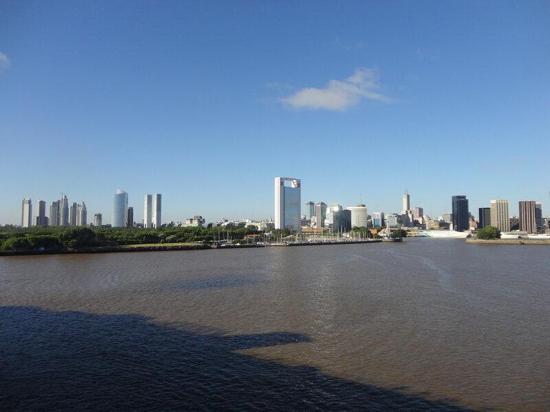 Буэнос-Айрес - Парижск Латинской Америки