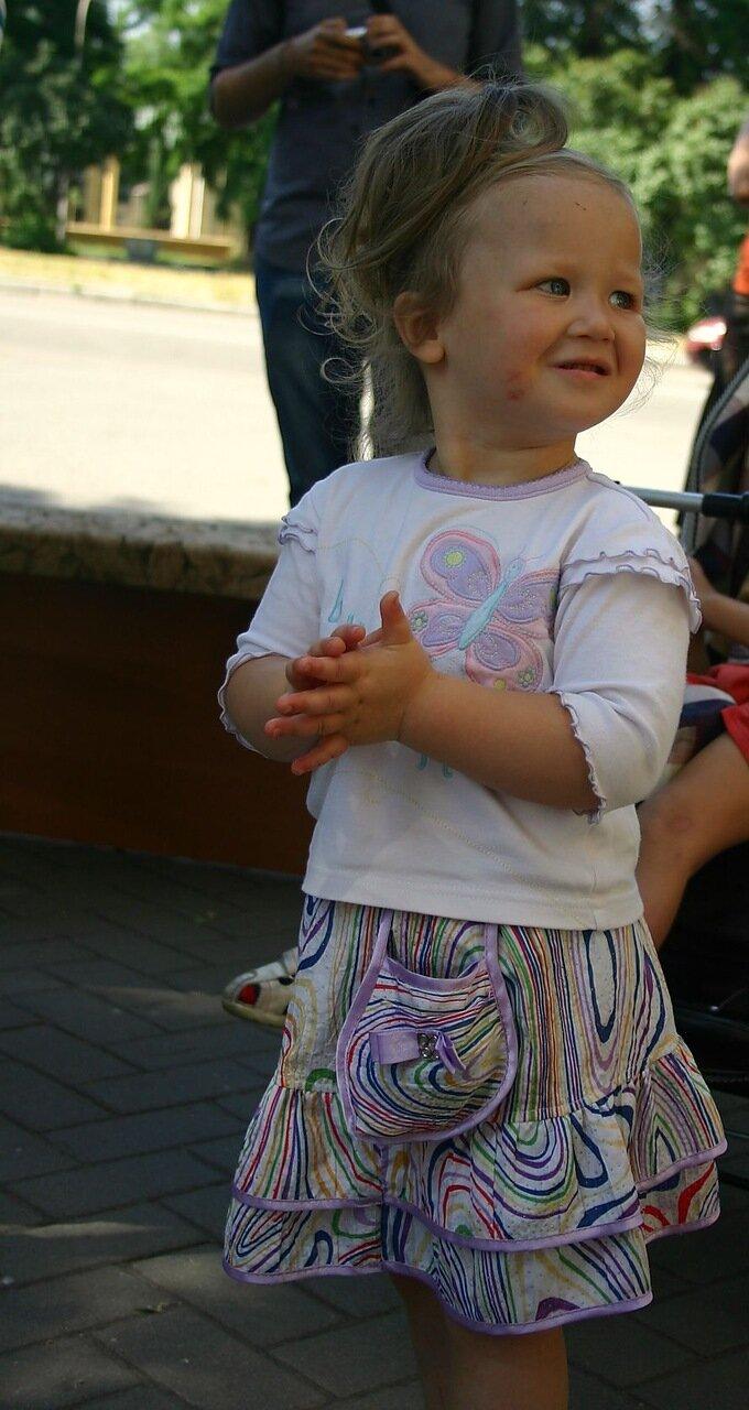 Запорожские «Ангелы» подарили малышам праздник (ФОТО), фото-3