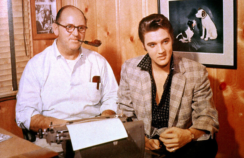 Parker, Colonel Tom & Presley, Elvis