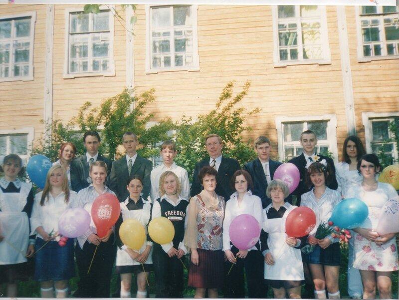 Выпускники 2005 г.