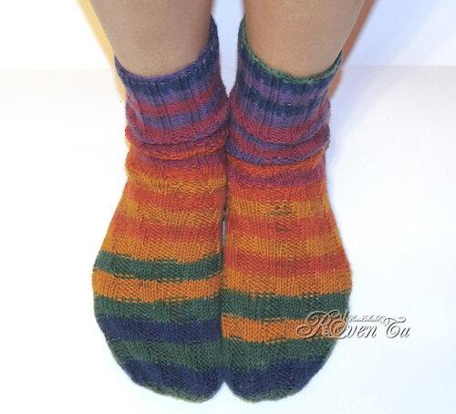 roventa-handmade, knitting, soks,вязаные носки, спиральные носки, вязание спицами
