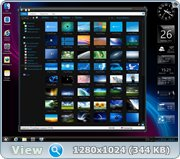 Microsoft® Windows® 8.1 Professional x86-x64 Ru VL by OVGorskiy® 2 DVD 10.2013 [Ru]