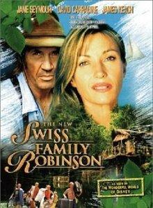 фильм Новые Робинзоны о приключениях семьи на необитаемом острове