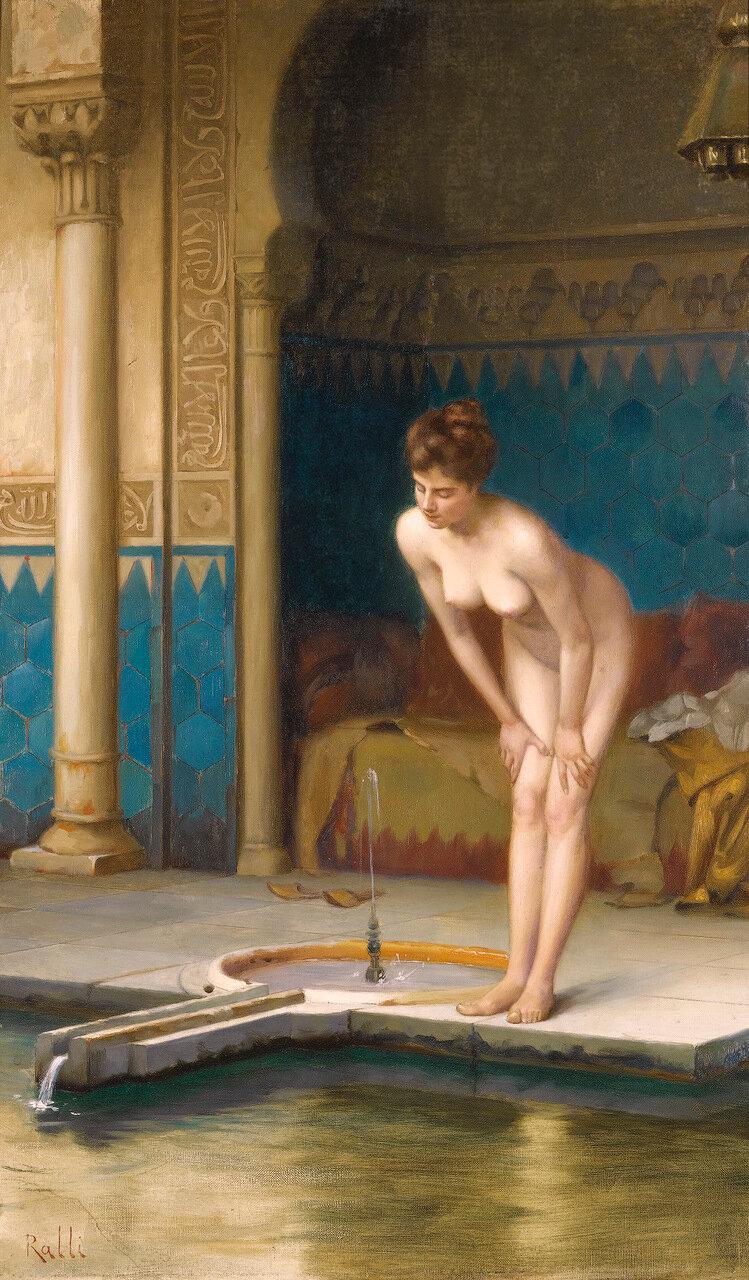 обнаженные римские девушки оказавшись там