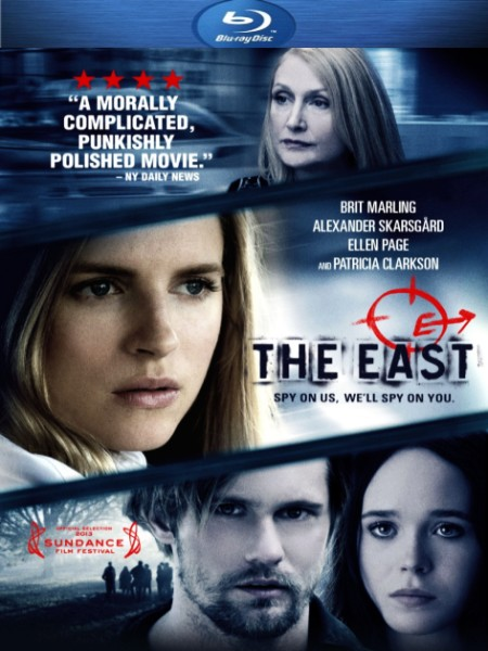 Восток / The East (2013) BD-Remux + BDRip 1080p + 720p + HDRip