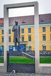 Памятник Иштвану Бетлену, премьер-министру Венгрии (1921-1931)