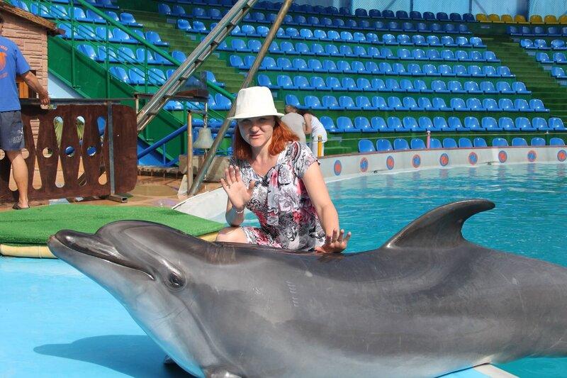 Я и Дельфин