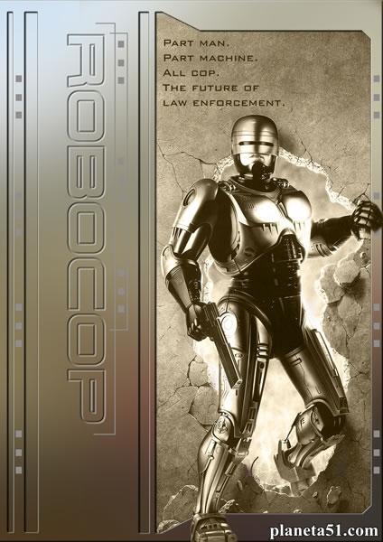 Робокоп - Трилогия / RoboCop - Trilogy (1987-1993) BDRip 1080p