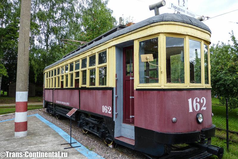 Музей трамваев в Нижнем Новгороде: Трамвай КМ