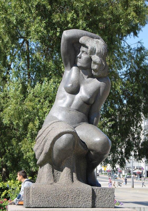 Осло, Ратушная площадь