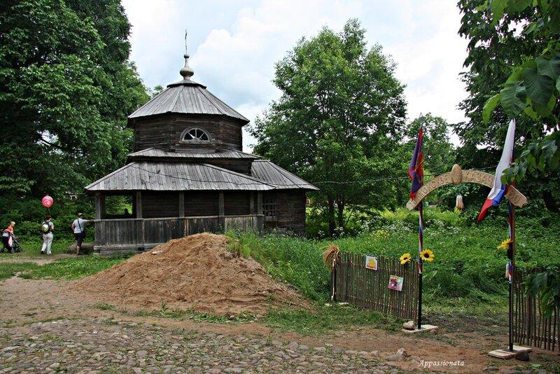 Архитектурно-этнографический музей деревянного зодчества в Василёво