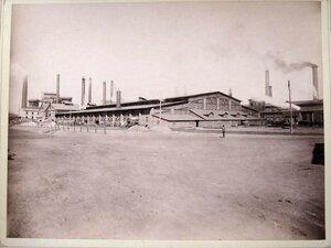 Вид завода.
