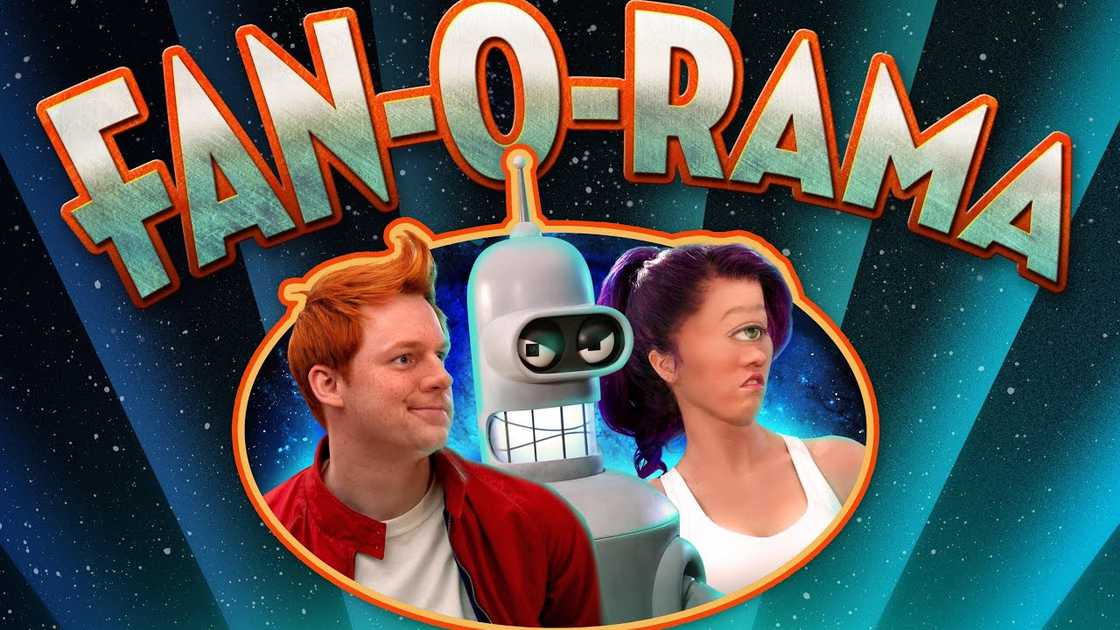 Fan-O-Rama - The Futurama movie directed by fans is finally here!