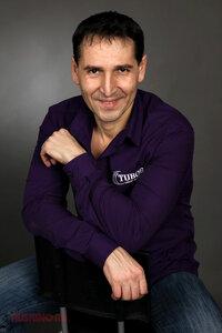 Олег Карин в эфире передачи «Гостиная онлайн»