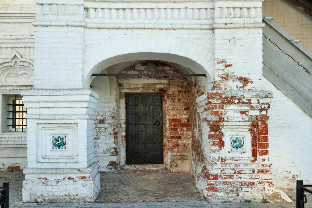 Палаты А.Олисова, фрагмент