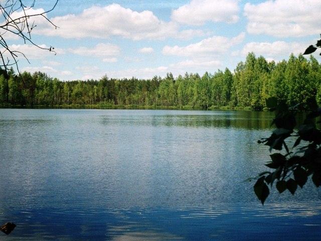 озеро Конопляное