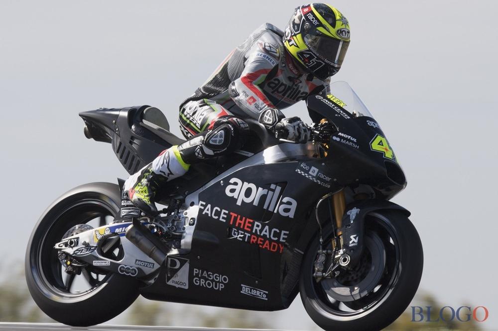 Фотографии с 1-го дня тестов MotoGP 2017 на Филлип-Айленде