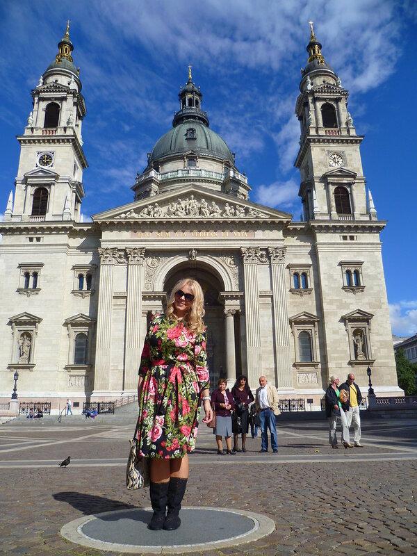 Будапешт. Базилика святого Иштвана.