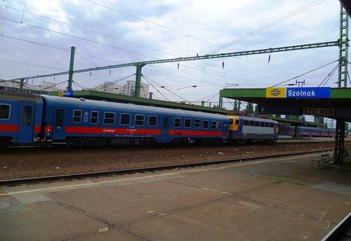 Венгерская станция (Hungarian station)