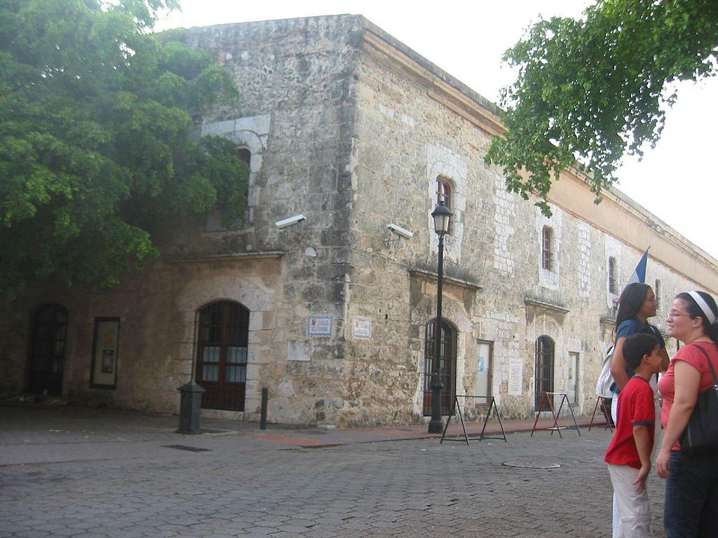 Дом Кортеса в Санто-Доминго. Фото 2005 года.jpg