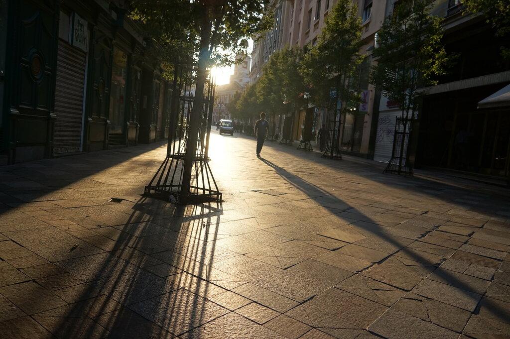 Жаркая Валенсия и Empire State of Мадрид в начале окт-13
