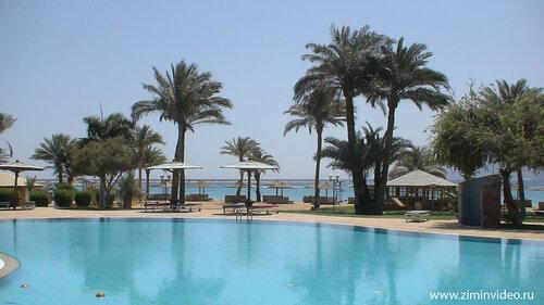 Египет. Дахаб. Отель Ибис