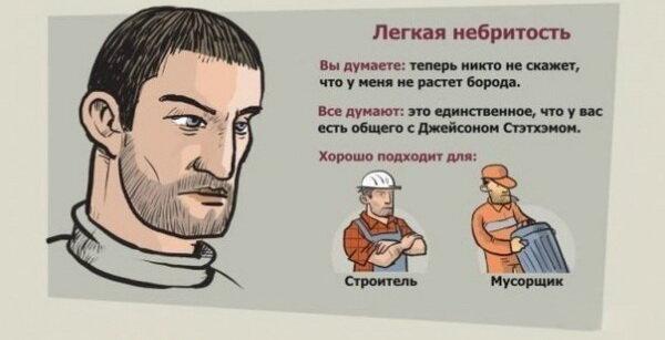О чём говорит твоя борода?