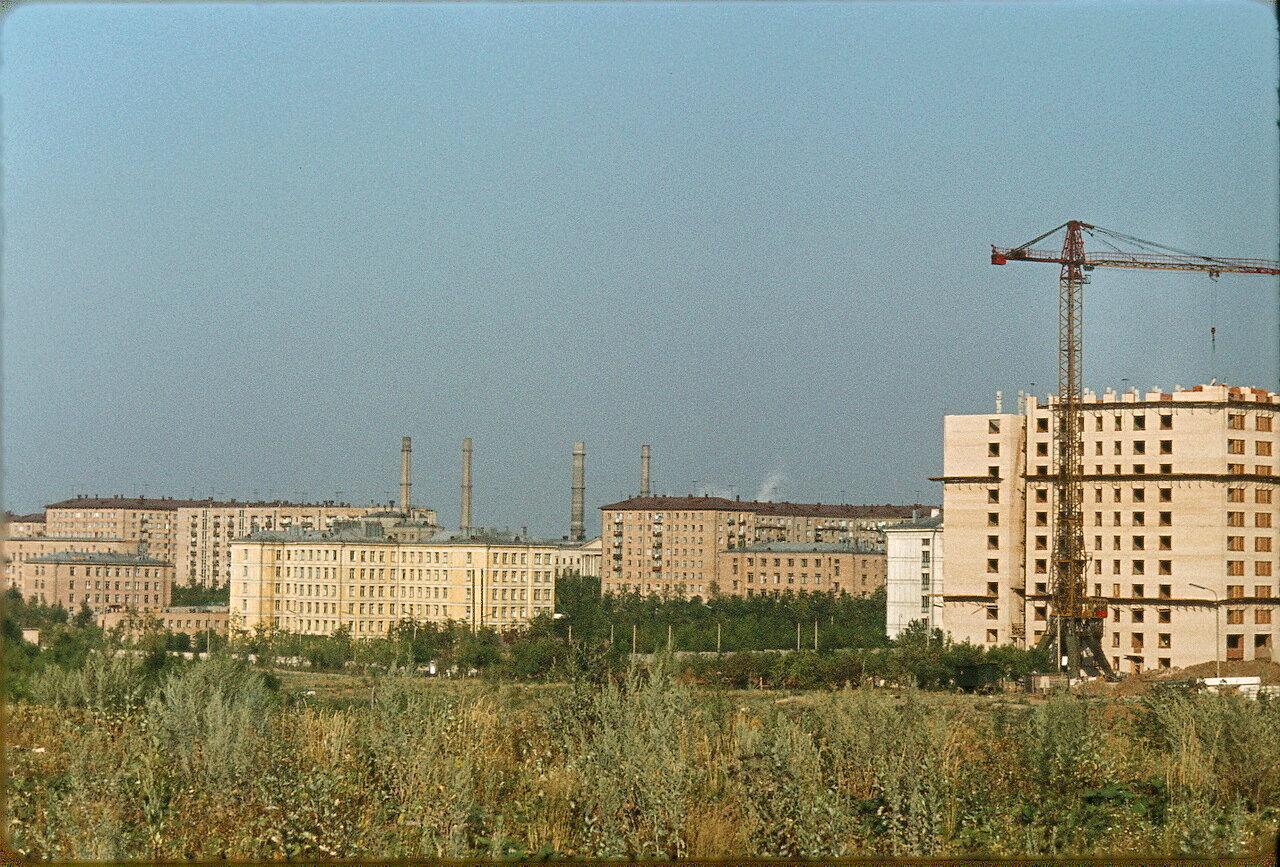 Строительство в Московской области