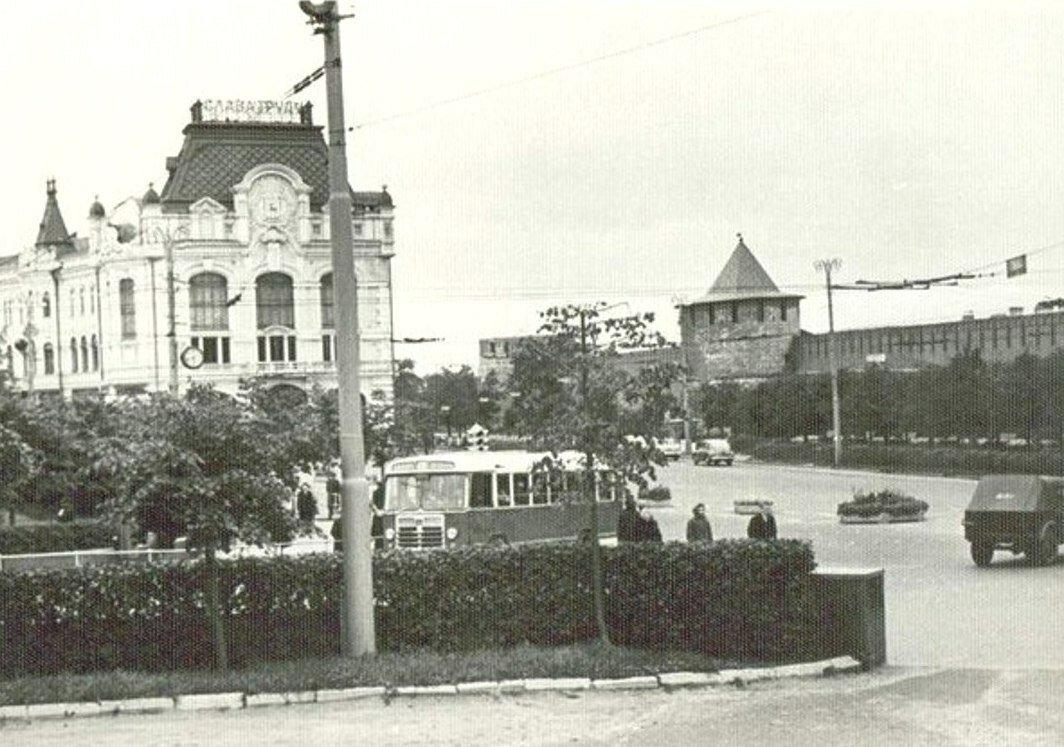 1950. Советская площадь