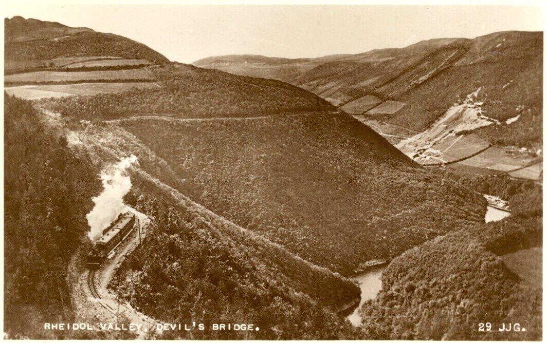 Рейдольская долина. 1930