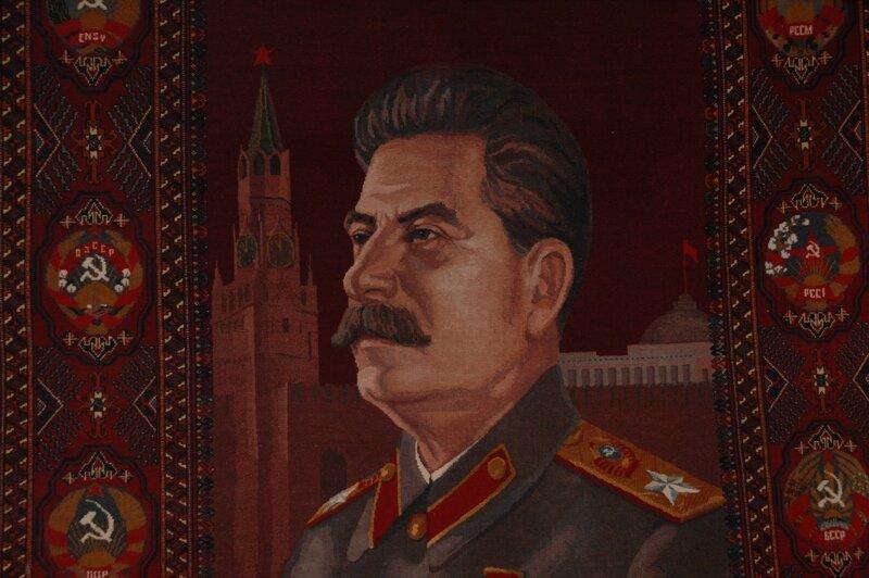 Tactile Stalin
