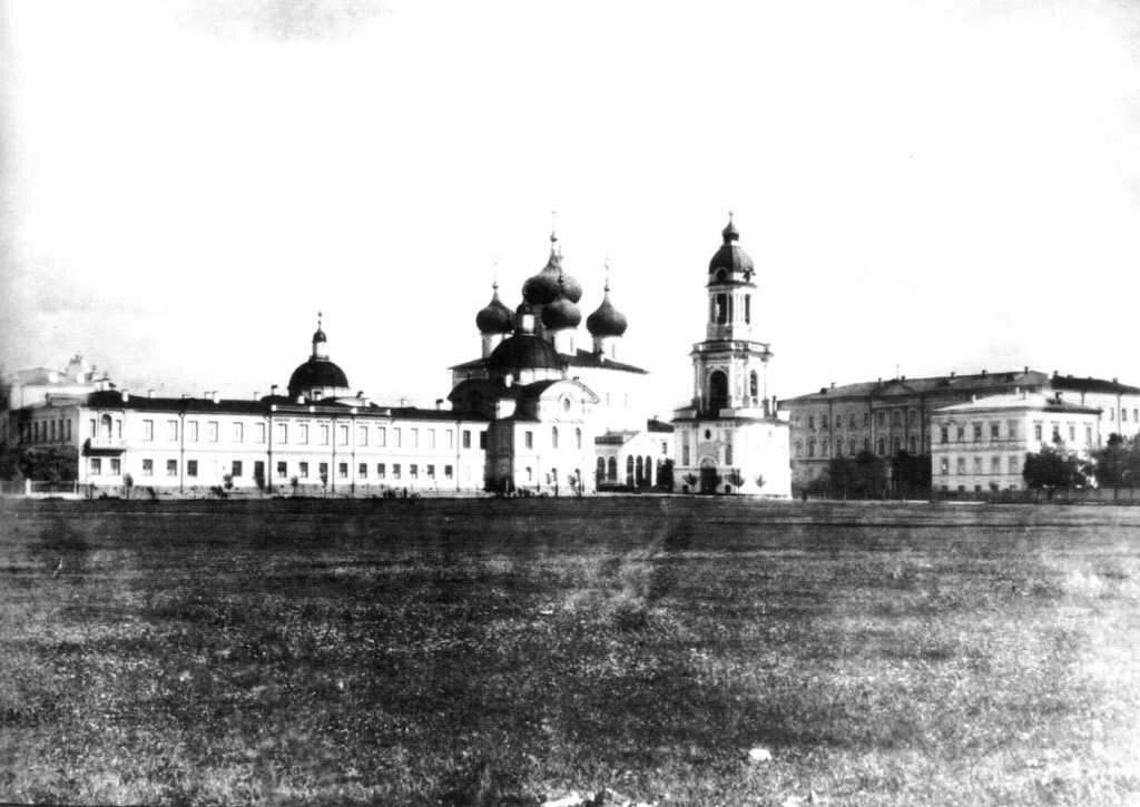 Плац. 1900-е