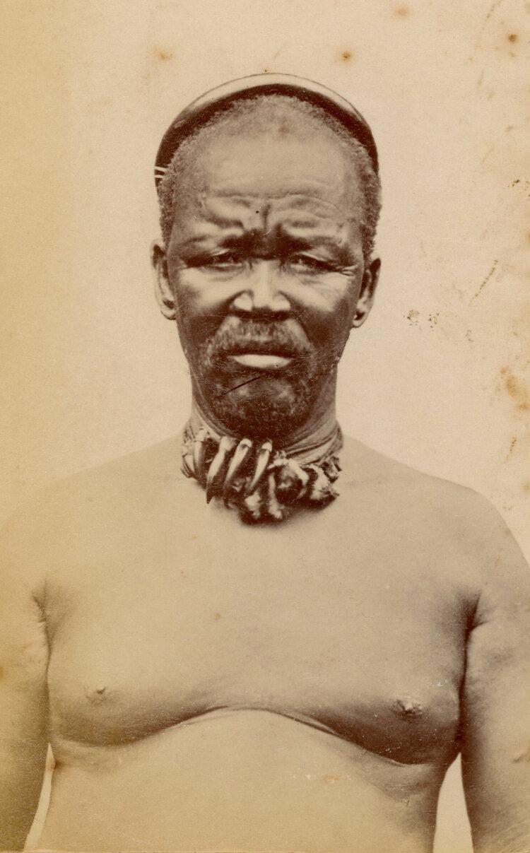 Южная Африка, 1880