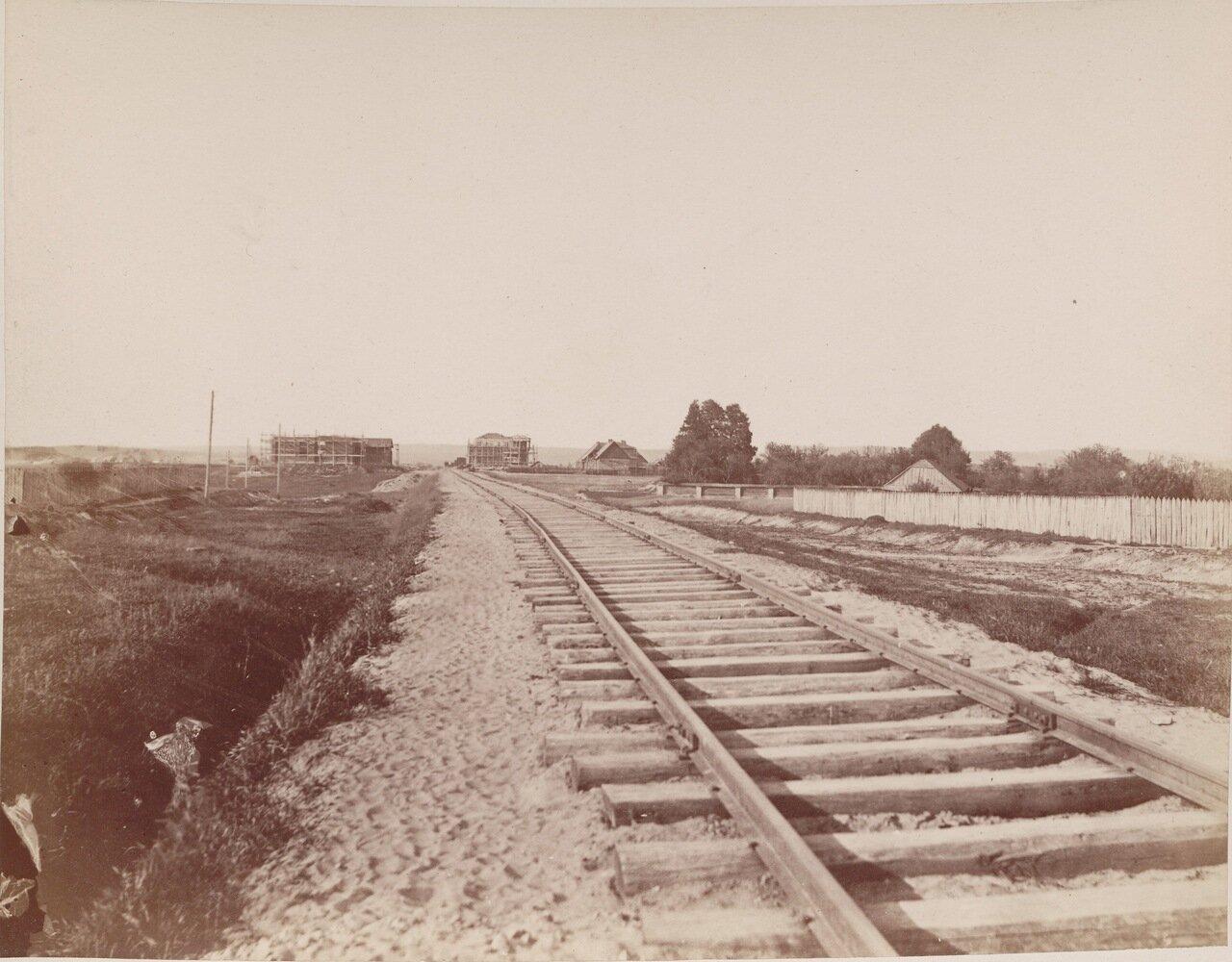 Железная дорога возле Кельце