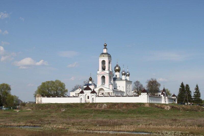 Погост Крест Ильинского района