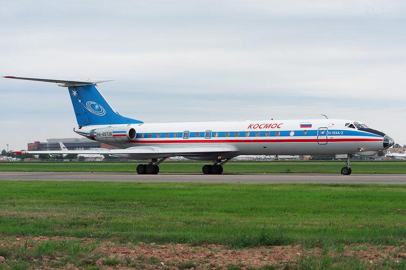 Туполев Ту-134А-3 (RA-65726) Космос DSC_1455