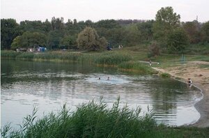 В Кагуле на озере перевернулась лодка с людьми