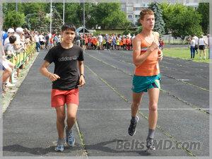 Международный Олимпийский день провели в Бельцах
