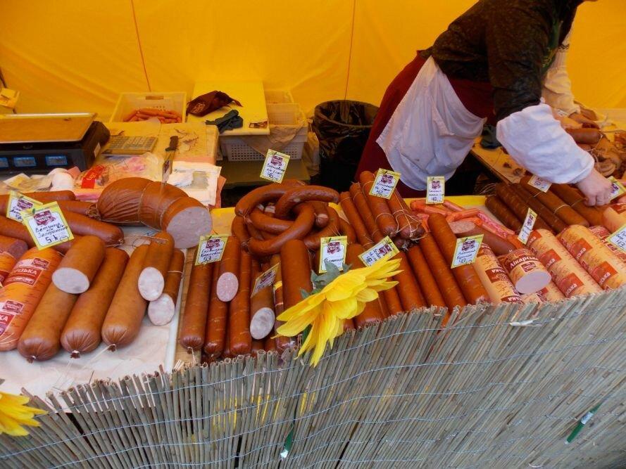 ФОТОРЕПОРТАЖ: В запорожском парке устроили колбасный фестиваль, фото-3
