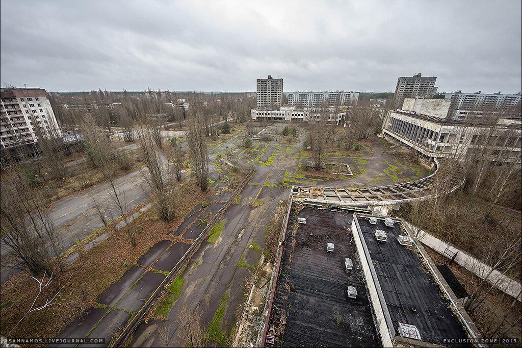 Чернобыль фото города припять в наше время