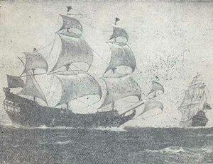 Курляндский корабль