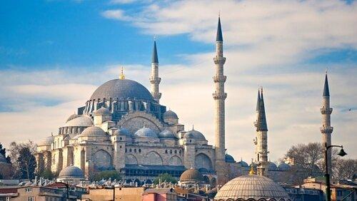 Отдыхая в Стамбуле объединяете Азию и Европу