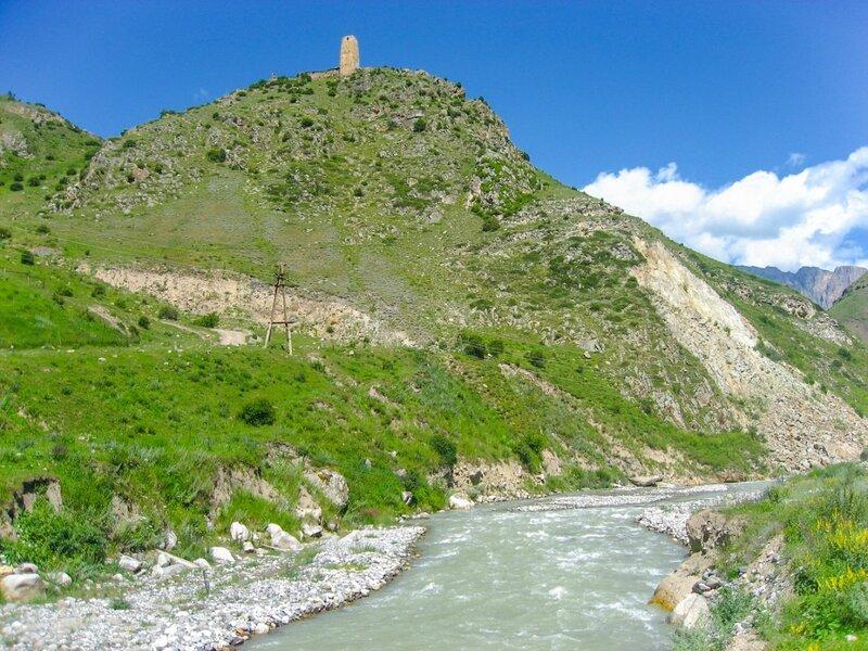 Башня Абисаловых